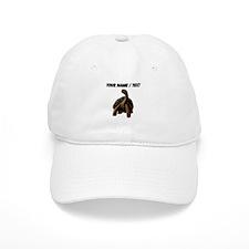Custom Prehistoric Turtle Baseball Cap