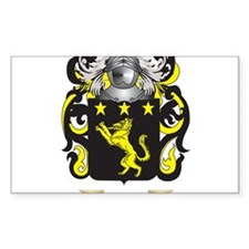 Wilson England Family Crest (Coat of Arms) Decal