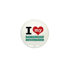 I love my Bahamian Boyfriend Mini Button (10 pack)