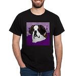 St. Bernard head study Dark T-Shirt