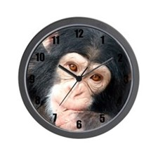 Funny Monkey Wall Clock