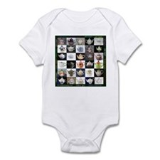 30 Teapots Infant Bodysuit