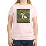 Bully Soldier Women's Pink T-Shirt
