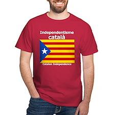 Catalan Independence T-Shirt