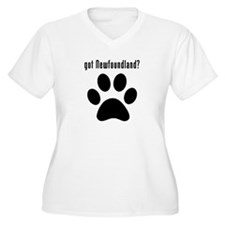 got Newfoundland? Plus Size T-Shirt