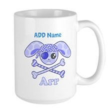 Personalized Pirate Mug
