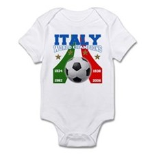Italy World Champions  Infant Bodysuit