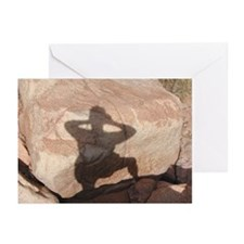 Shadow Rock Art Greeting Cards (Pk of 10)