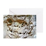 Erosion Holes in Sandstone Greeting Cards (6)