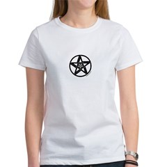 Pentagrams #1 - Women's T-Shirt