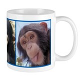 Unique Monkey Small Mug