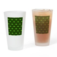 'Golf Course' Drinking Glass