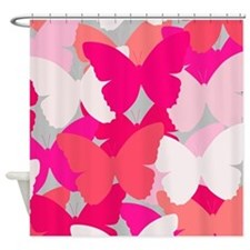 Butterfly Kisses, Shower Curtain