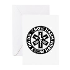 Do Know Harm - SF Greeting Cards (Pk of 10)