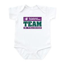 Team In Training (TNT): Go Team! Infant Bodysuit