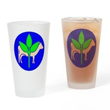 Agriculture Symbol 1 Drinking Glass