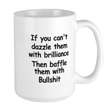 Dazzle Them With Brilliance Coffee Mug