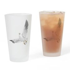 Bird, Dove, Peace Drinking Glass