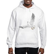 Bird, Dove, Peace Hoodie