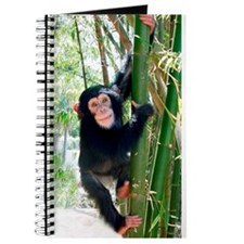 Cute Baby orangutan Journal