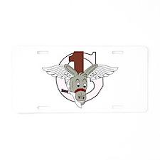 1st Air Commando Group Aluminum License Plate