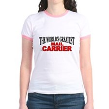 """The World's Greatest Mail Carrier"" T"