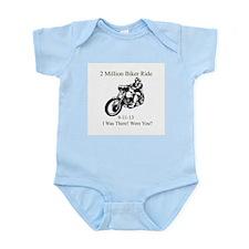 2 Million Bikers Infant Bodysuit