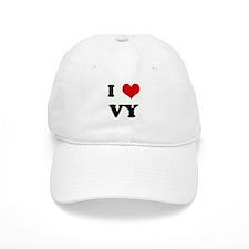 I Love VY Baseball Cap