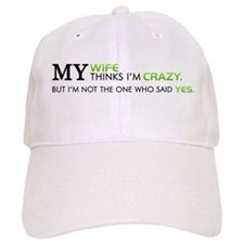Cute Proposal Baseball Cap