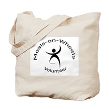 Meals-on-Wheels Tote Bag