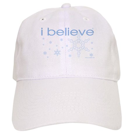 I believe in snow Cap