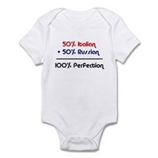 Italian & Russian Infant Bodysuit