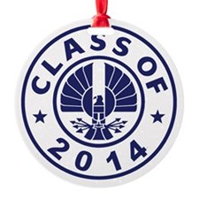 Class Of 2014 Eagle Ornament