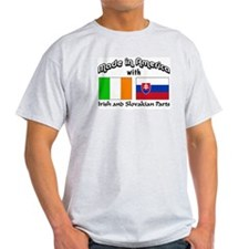Irish & Slovakian Parts T-Shirt