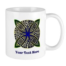Customize this Symbolic Celtic Knot Doodle Mugs