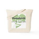 Homebirth Choice Tote Bag