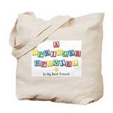 Springer Spaniel Tote Bag