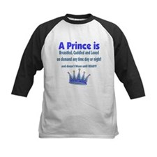 A Prince is Breastfed Tee