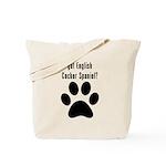 got English Cocker Spaniel? Tote Bag