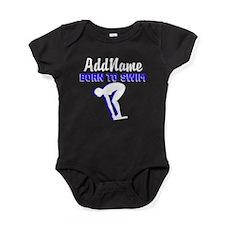 SWIM TO WIN Baby Bodysuit
