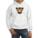 32nd degree brown eagles Hooded Sweatshirt