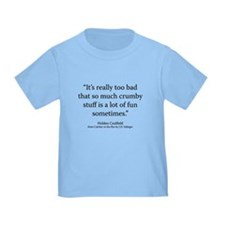 The Catcher in the Rye Ch 9 T-Shirt