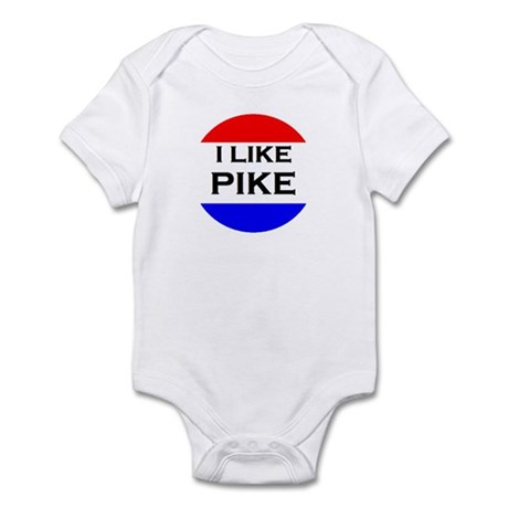 I LIKE PIKE Infant Bodysuit