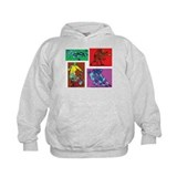 Pop Art Rugby Hoody
