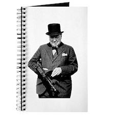 Churchill's Tommy Gun Journal