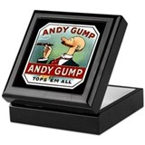 Andy Gump Reproduction Keepsake Box
