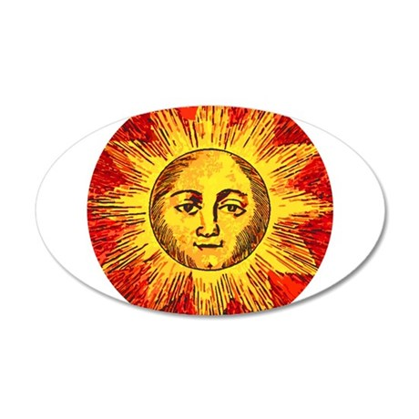 Suntastic Wall Decal