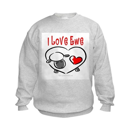 I Love You Kids Sweatshirt