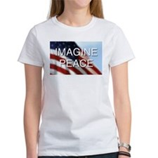 Imagine Peace Tee
