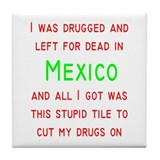 Mexico Tile Coaster